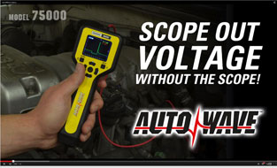 Watch the Auto Wave Automotive Voltage / Signal Waveform Viewer Video